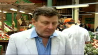 growth in sales of superfoods Professor Jack Winkler interview SOT