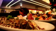 Food restaurant sushi