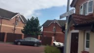 Footage from Beaford Road Wythenshawe Manchester where police were called to a report of a domestic incident A 31yearold man has been arrested on...