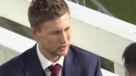 Footage from Headingley as Joe Root is unveiled as England Test captain He takes over from the outgoing Alastair Cook to become England's 80th test...