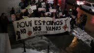 Footage from NY immigration and deportation activist community hold Emergency Rally for Immigrant Rights With over 350 people taking part in the...