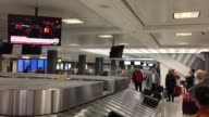 Footage from Washington Dulles International Airport Friday 11/13/15 2100 EST Additional security officers were on duty Displaced passengers from...