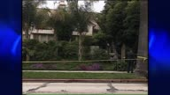 Footage of Crime Scene at Nicole Brown Simpson's Home Coroner Removing Bodies