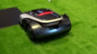 Footage of some of the new robots on show at IFA Europe's biggest technology conference taking place in Berlin The robots include a selfmowing...