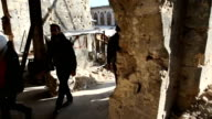 Footage taken between January 9 syria and 10 show the first images gathered by Japanese media of Aleppo Syria after the withdrawal of antigovernment...