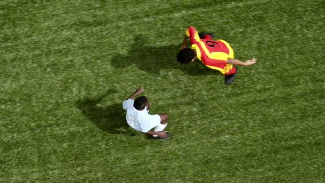 Fußball-action