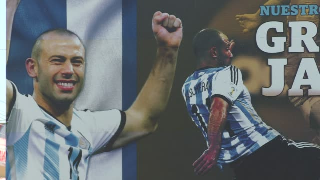 Football prodigy Javier Mascherano Argentinas pride in last years World Cup is also his hometowns hope in the upcoming Copa America