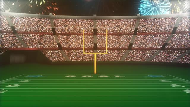 Verrückt Football Stadium