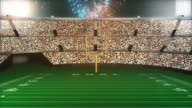 Football Stadium Going Crazy (Loopable)