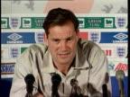 World Cup ITN Brittany La Baule Int Glenn Hoddle pkf Hurts the same as the 1986 defeat
