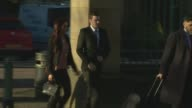 Footballer Adam Johnson pleads guilty to two child sex crimes ****SOME Yorkshire Bradford EXT Various of footballer Adam Johnson and girlfriend...