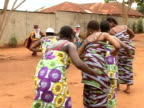 For more than 100 years the Yoruba and Nago peoples of West Africa have performed the gelede a masked song and dance ceremony recognised by UNESCO as...