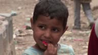 For more than half of Yemen's people eating has become a luxury they can't always afford with the United Nations describing the situation as a...