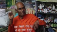 For years Omkarnath Sharma has been collecting unused medicines so that he can give them out to the desperately poor in a country where 65 percent of...