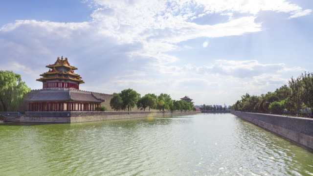 Forbidden City - time lapse