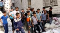 Forces loyal to President Bashar al Assad are thought to have dropped two barrel bombs on the al Fardous area of Aleppo on Sunday evening killing 15...