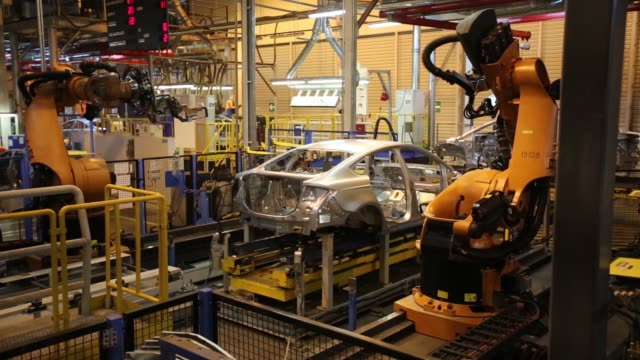 Ford Sollers Assembly Plant A Joint Venture Between Ford