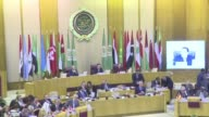 EU foreign affairs chief Federica Mogherini held talks Tuesday with Arab League foreign ministers on the conflict in Syria insisting they could agree...