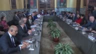 Foreign ministers and representatives from 17 countries meet in Lima on Tuesday to evaluate possible measures against Venezuela for a new type of...