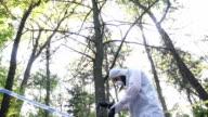 Forensics doing their job