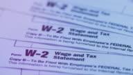 IRS Form W-2 Tax