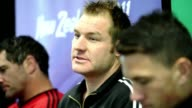 Former All Black Ali Williams and Australian international James O'Connor are arrested in Paris in possession of cocaine according to police