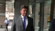 Former BHS owner Dominic Chappell to be prosecuted by pensions regulator R08061612 / 862016 EXT Dominic Chappell arriving at building through...