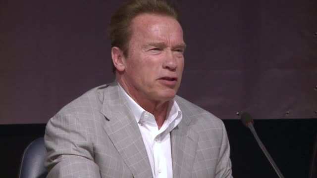 Former bodybuilder actor and California governor Arnold Schwarzenegger is presiding over the fourth consecutive edition of the Arnold classic...