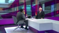 Former Conservative MP Harvey Proctor denies child murder claims ENGLAND London GIR INT Harvey Proctor STUDIO interview SOT I got angry and fed up of...