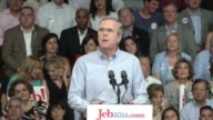 Former Florida governor Jeb Bush finally launched his US presidential campaign Monday pledging to run with heart as he seeks to move beyond his...