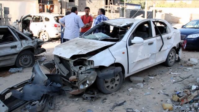 A former head of a Libyan security unit escaped a car bomb attack early Friday against his home in Tripoli causing extensive damage in the area and...