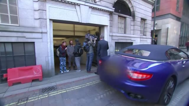 Former Manchester United players tell homeless squatters they can stay in hotel for winter Homeless man 'Kane' showing reporter office doorway where...