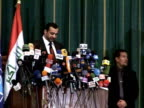 Former premier Iyad Allawi on Saturday began talks which could last months to form a government after narrowly edging out incumbent Nuri alMaliki in...