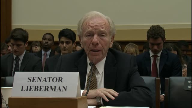 Former Senator Joe Lieberman says 'consequences for this overall agreement are really devastating'