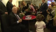 Former Soviet leader Mikhail Gorbachev presents his memoirs A life after the Kremlin