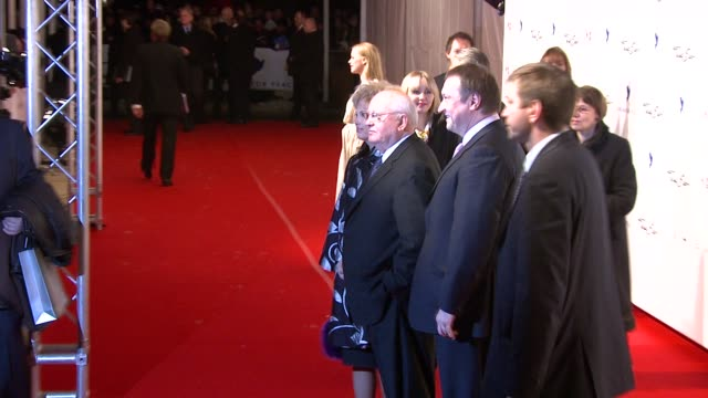 Former Soviet President Mikhail Gorbachev at the Cinema for Peace 60th Berlin Film Festival at Berlin