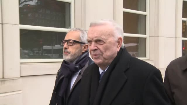 Former top FIFA officials arrive at federal court in Brooklyn as their trials in the global corruption scandal get underway