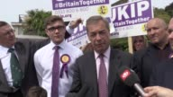 Former UKIP leader defends the decision by US president Donald Trump to pull the US out of the Paris climate agreement Farage goes on to give his...