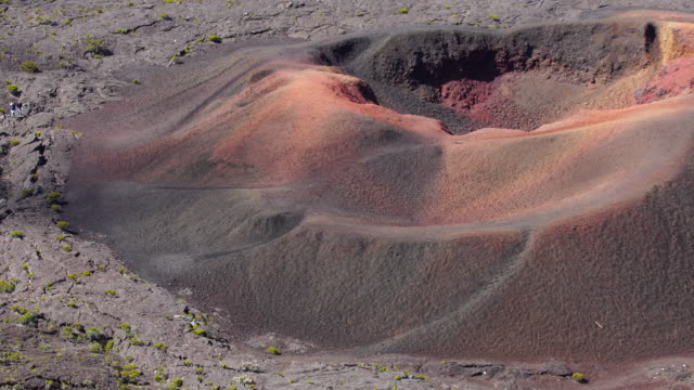 Formica Leo crater - Reunion Island