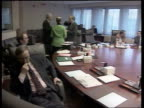 Belgian Grand Prix Tobacco advertising ban LIB MAT HELD BRUSSELS INT PAN meeting of EU health ministers