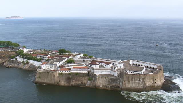 WS AERIAL Fort of / Rio de Janeiro, Brazil