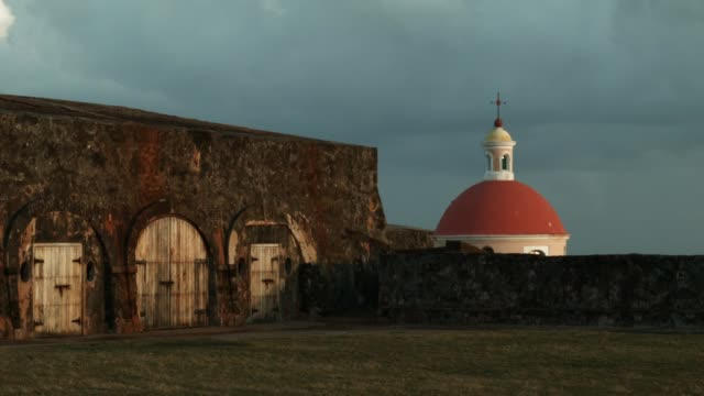 Fort San Felipe del Morro is seen a day after Puerto Rican Governor Alejandro Garcia Padilla gave a speech regarding the government's $72 billion...