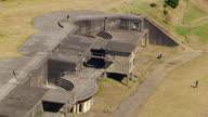 MS AERIAL DS ZO Fort Stevens / Oregon, United States