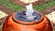 Fountain Pot Close Up