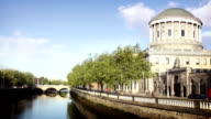 Four Courts, Dublino, Irlanda