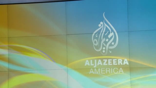 Four days from its official US launch Al Jazeera America is working out of its headquarters in New York CLEAN Al Jazeera America set to launch on...
