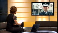'Four days in August' Metropolitan Police Service's final report on the London riots Rowley 2WAY interview SOT