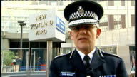 'Four days in August' Metropolitan Police Service's final report on the London riots ENGLAND London EXT Assistant Commissioner Mark Rowley 2WAY...