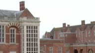 Four former teachers at leading school charged with historical sex offences ENGLAND West Sussex Horsham EXT GVs Christ's Hospital School
