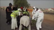 Four people are killed in two separate suicide attacks in northeast Nigeria local militia members say in the latest violence blamed on Boko Haram...